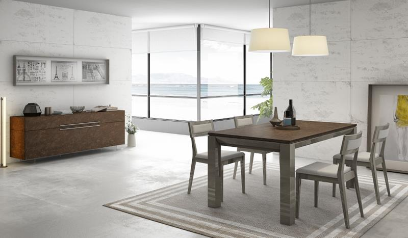 Mesas de comedores dise os arquitect nicos for Comedores queretaro