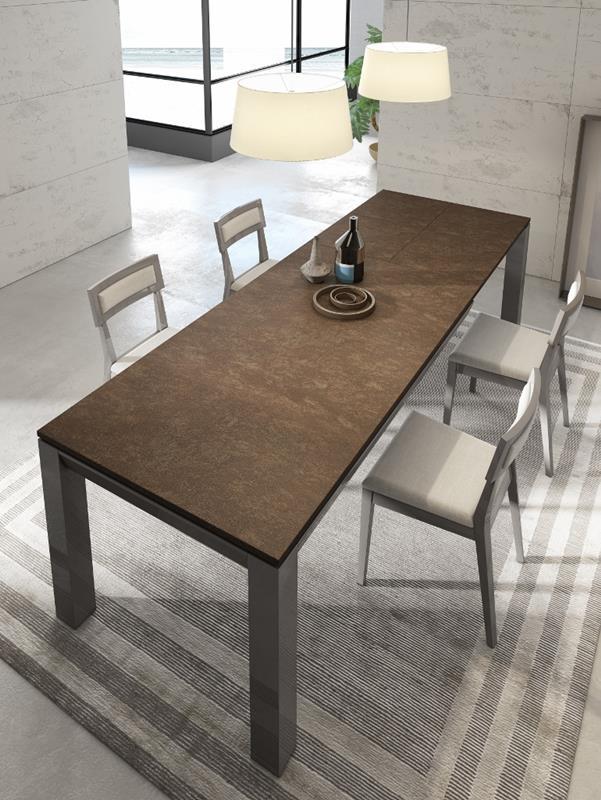 Comedores a medida muebles para el comedor muebles de comedor mesas comedor - Medidas mesas comedor ...