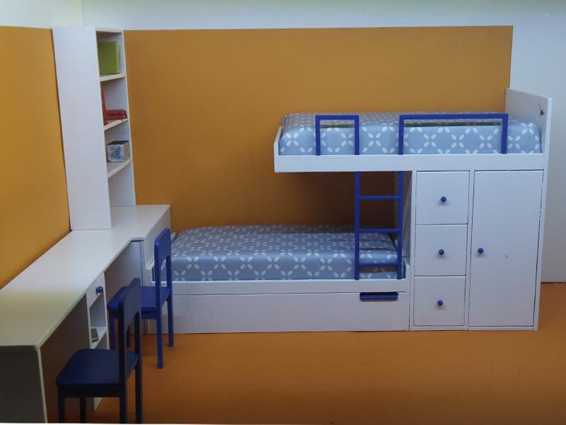 Proyectos muebles a medida proyectos de decoracion - Mueble juvenil diseno ...
