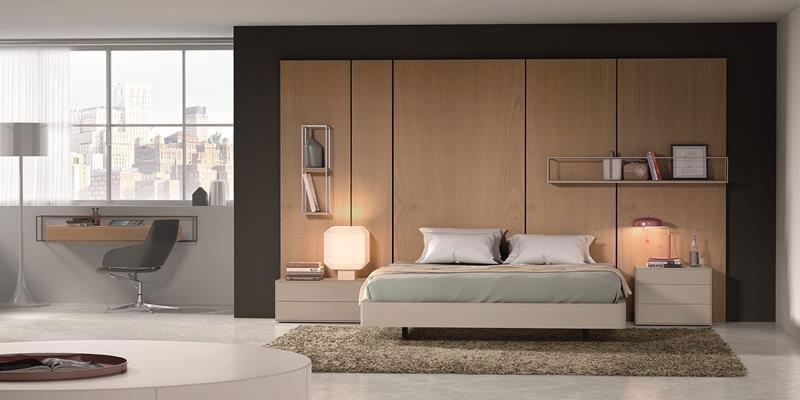 Dormitorios a medida dormitorios de matrimonio for Medidas dormitorio matrimonio
