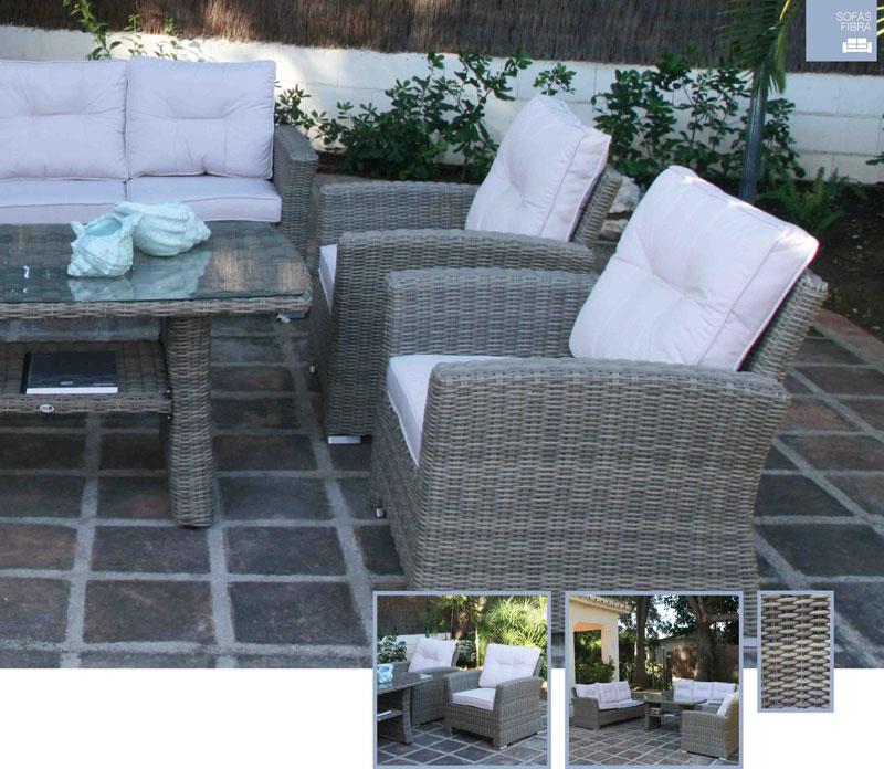 Muebles para jardin y terraza idea creativa della casa e for Muebles casa y jardin